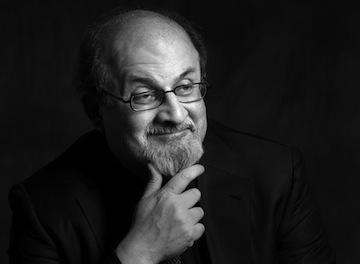 Rushdie-Pensive