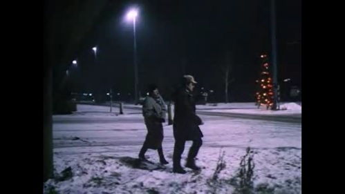 Decalogue Episode 3 snow