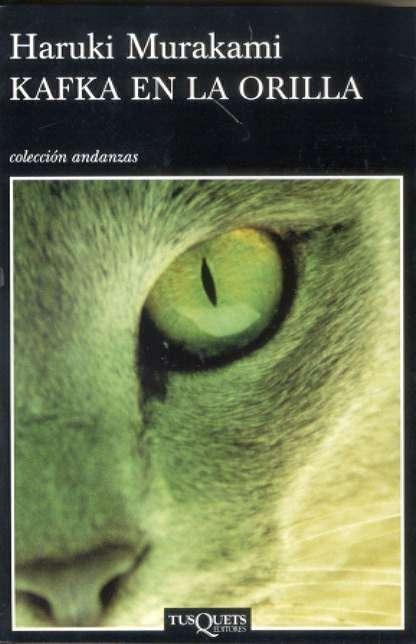 """Hacer Click en la Imagen para descargar """"Kafka en la Orilla"""", de Haruki Murakami (En Castellan).-"""