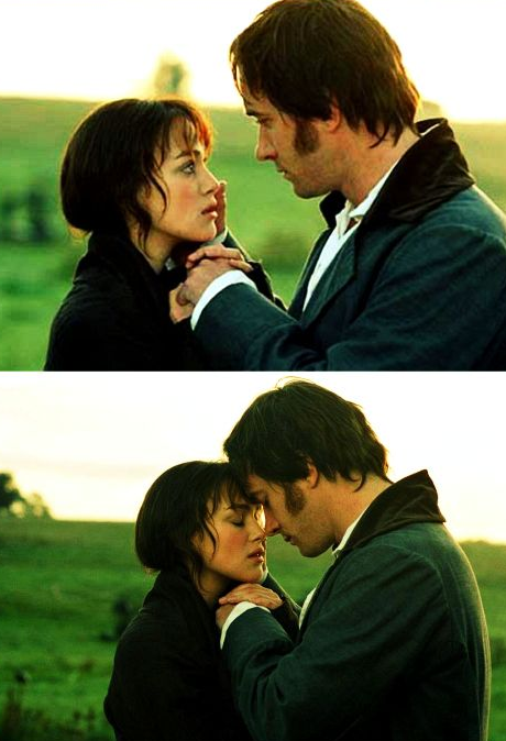 """She longed to know what at that moment was passing in his mind; in what manner he thought of her, and whether, in defiance of everything, she was still dear to him"". (""Pride and Prejudice"", Chapter 43).-"