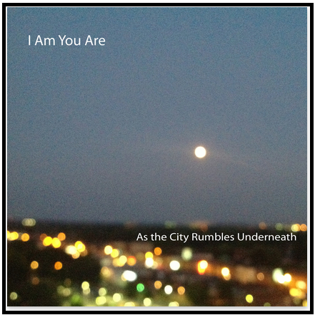 "Album artwork for ""I Am You Are"".-"
