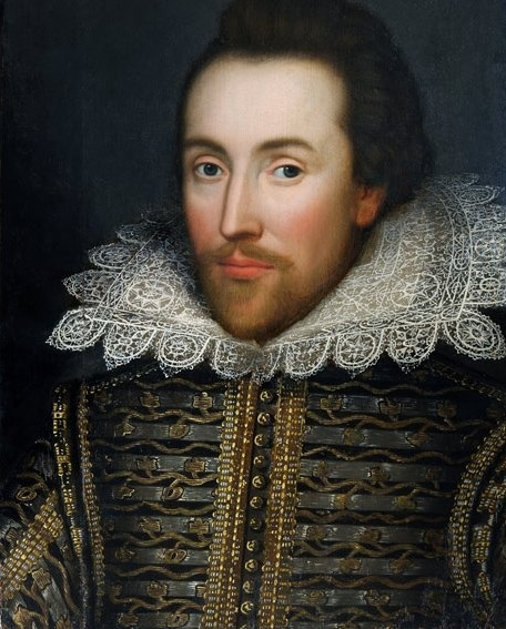 William Shakespeare (1564-1616).-