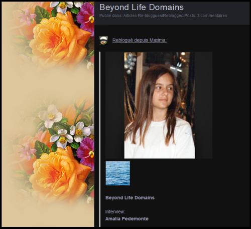"Hacer Click sobre la imagen para ver el post en ""Partager la Magie"". Merci Beaucoup Delvina Lavoie.-"