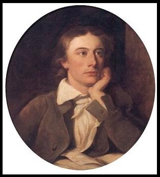 John Keats (1795 / 1821).-