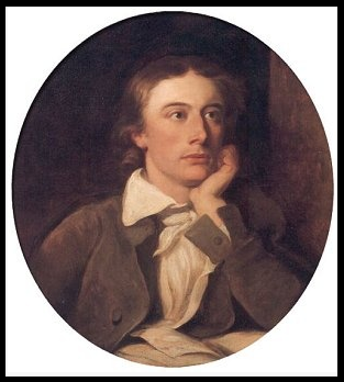 John Keats (1795 / 1821).-