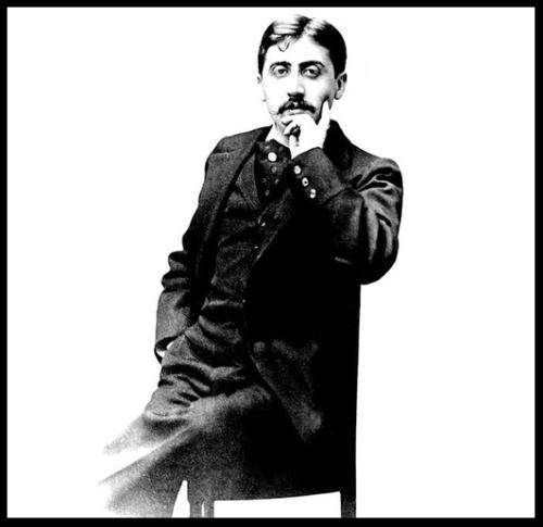 Marcel Proust  (1871-1922).-