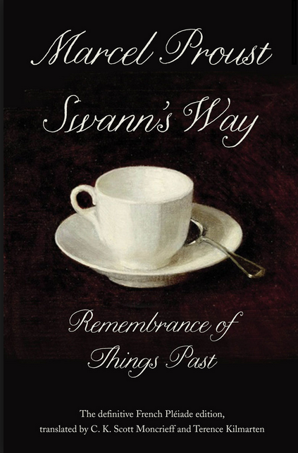 "Click on the cover book to read ""Swann´s Way"" by Marcel Proust.-"