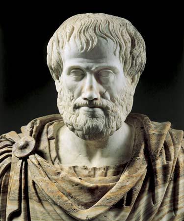 Aristotle (384-322).-