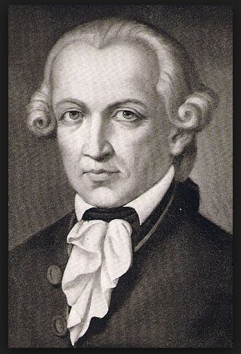 Immanuel Kant (1724/1804).-