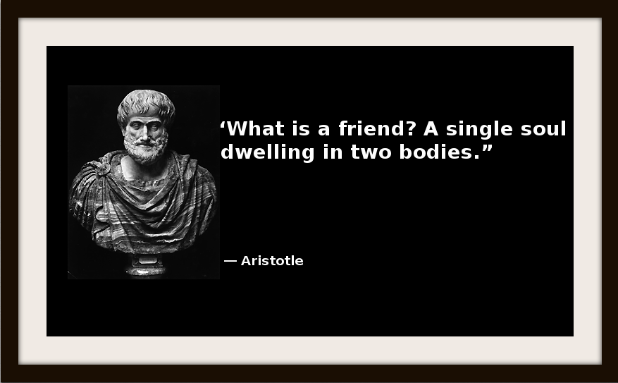 what are aristotles 3 types of friendship