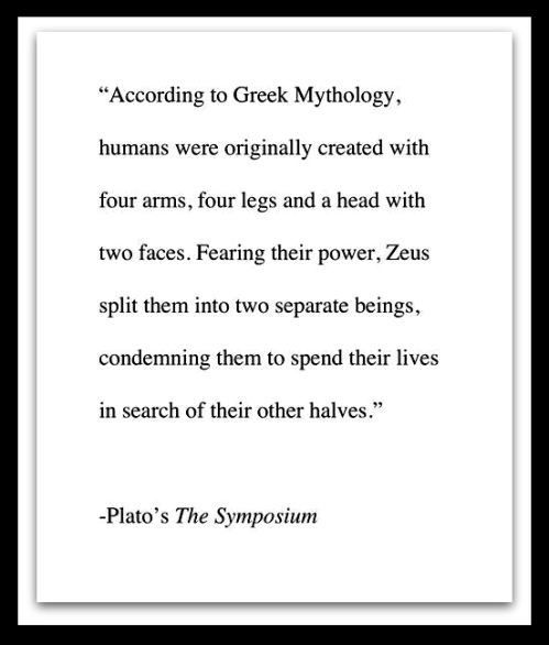 platos symposium aristophanes essays Speech of aristophanes (discours d'aristophane) french animated adaptation of plato's symposium (189d-191d) with english subtitles.