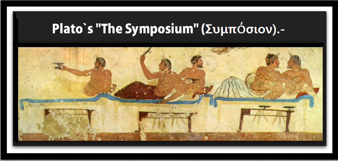 essays on the symposium by plato From a general summary to chapter summaries to explanations of famous quotes, the sparknotes the symposium study guide has everything you need to ace quizzes, tests, and essays.