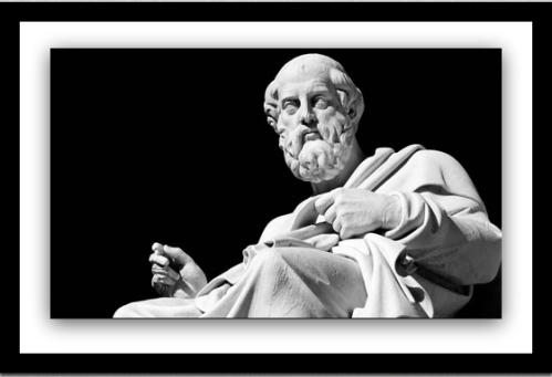 Plato (427 BC /347 BC).-