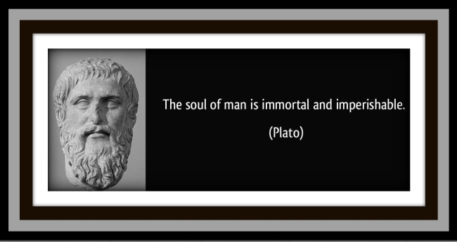 an analysis of arguments about the souls immortality in platos phaedo Plato's phaedo plato's socrates, in dialogue with simmias and cebes, brings forth three initial arguments in favor of the immortality of the soul: i the argument from opposites 1 hot comes from cold, and vice-versa 2 [by generalization,] opposite things come from opposites.