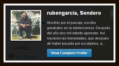 Click on the image to know more about Ruben García. Hacer click en la  arriba para saber más de Rubén García.-