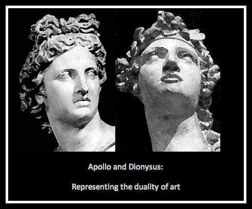 contrasting apollo and dionysus in greek mythology Modern philosophers and psychologists sometimes contrast apollo with dionysus, god of wine and frenzy apollo inspires seers with prophecy while dionysus fills his followers with madness apollo is also called apollo smitheus, which may point to a connection between the god and mice, since apollo shoots plague arrows to punish disrespectful.