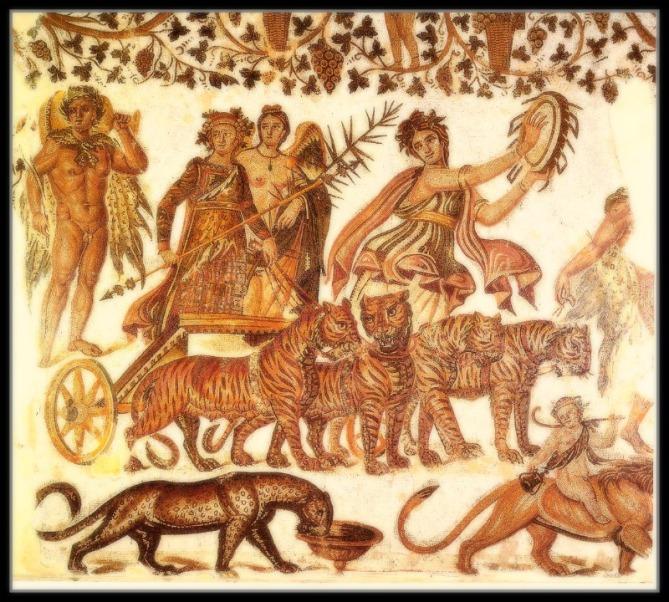 Cortege Dionysus