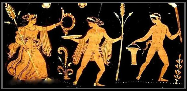 Dionysus.-