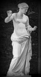 """The Venus of Arles"" dates to the end of the 1st century BC. Musée du Louvre. Paris. France."