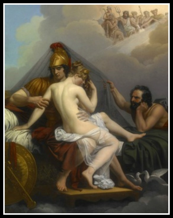 Greek Mythology Aphrodite Hephaestus Ares And Her Other