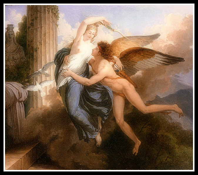eros and psyche essay Eros and the modern world essay to start, i will talk about the image depicting psyche and eros this image depicts one of the myths associated with eros.