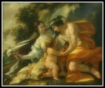 Vénus, Mercure etl'Amour