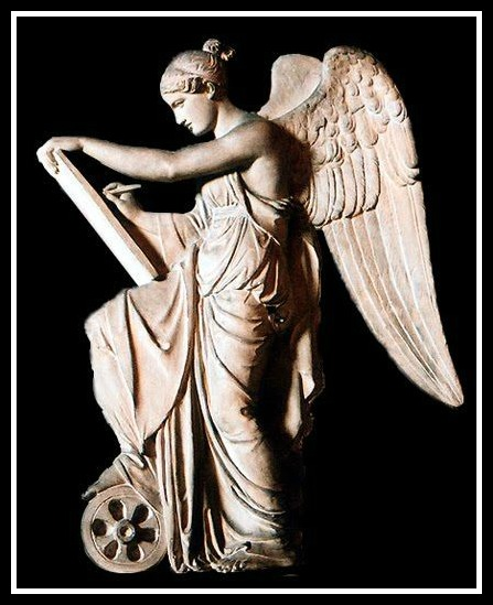 Greek Mythology Nemesis The Goddess Of Revenge La