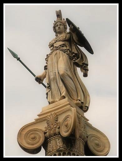 Eris Goddess Of Discord Statue