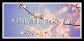 very-inspiring-blogger-award Blossoms