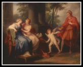 """Venus convinces Helen to hear Paris"" by Angelica Kauffman (1790)."