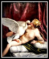 """""""Leda and the Swan"""" by Paolo Veronese (1560)"""