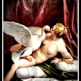 """Leda and the Swan"" by Paolo Veronese (1560)"