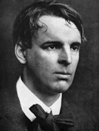 William Butler Yeats (1865/1939).