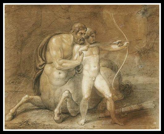Erotic winged centaur pic 411