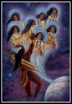 The Pleiades. Native American mythology