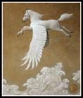 """Pegasus"" by Toshiyuki Enoki. 20th century."