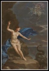 """""""Perseus and Andromeda"""" by Donato Creti. 1711."""