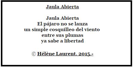 JAULA ABIERTA