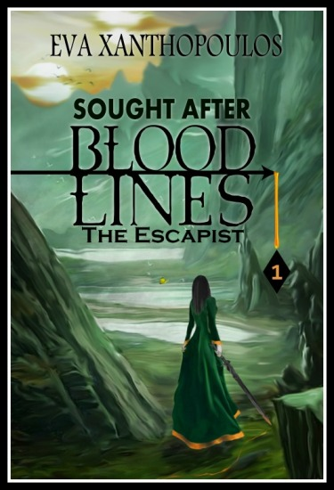The Escapist (Sought After Blood Lines Book 1). Click on the cover to purchase it.