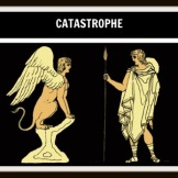 3. Catastrophe. Jocasta and Oedipus realized that the prophecy is true. Oedipus is Jocasta´s son and has slept with her and killed his own father, Laius. As a tragic result, Jocasta commits suicide and Oedipus stabs his eyes out and is sent to exile by Creon.