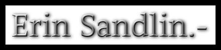 Erin Sandlin 1