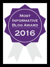 Most Informative Blogger Award.