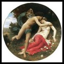 """Flora and Zephy"" by Bouguereau. 1875."