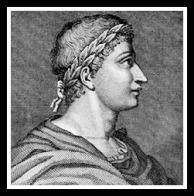 Ovid. Publius Ovidius Naso. ( 43 B.C/ 17 A.D).