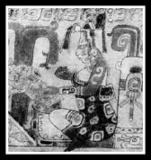 Ixchel, the mayan weaver-goddesses.
