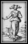 hecate with dogheads
