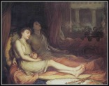 Hypnos and Thanatos: Sleep and His Half-Brother Death, by John William Waterhouse, 1874.