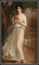 """Pandora"", by Charles-Amable Lenoir. 1902."