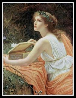 """""""Pandora"""" by Jean-Léon Gérôme.1860."""