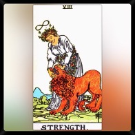 Major Arcana. VIII: Strenght.